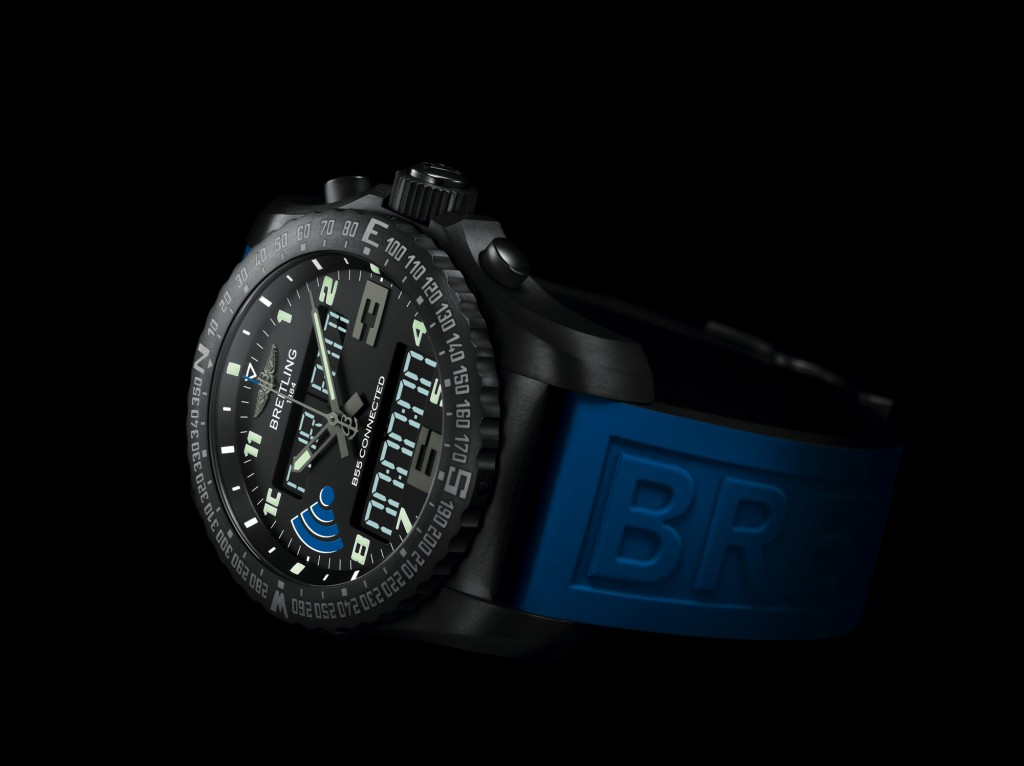 Breitling-B55-Connected-Angle-Fake-Watches