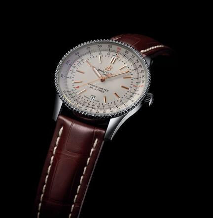 The new Navitimer is also suitable for women.