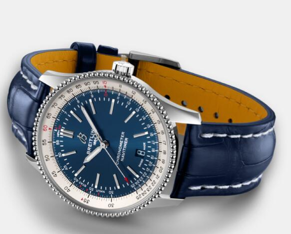 The Breitling Navitimer is also suitable for women.