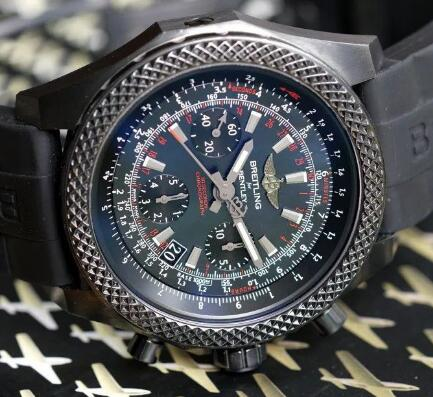 This cool copy Breitling Bentley is best choice for men.