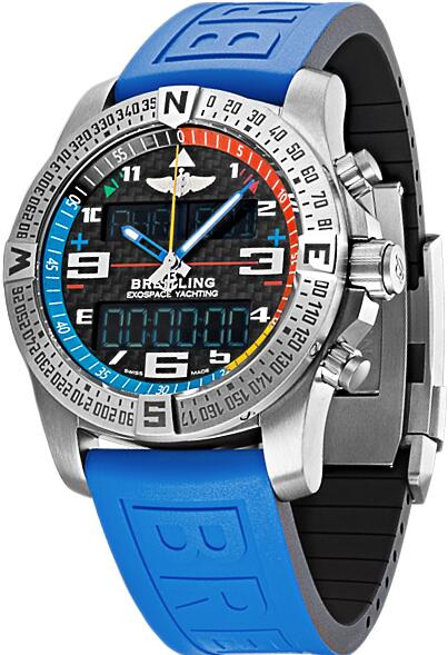 Online replica watches keep dynamic with rubber straps.