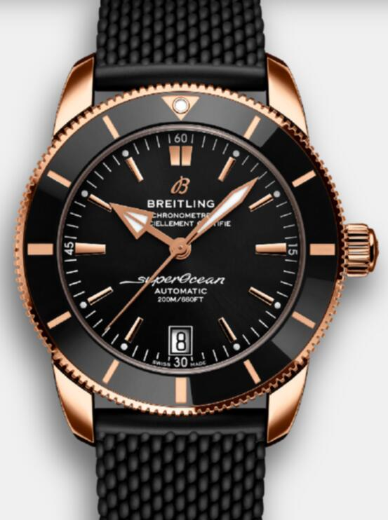 Online reproduction watches are showy for the red gold material.