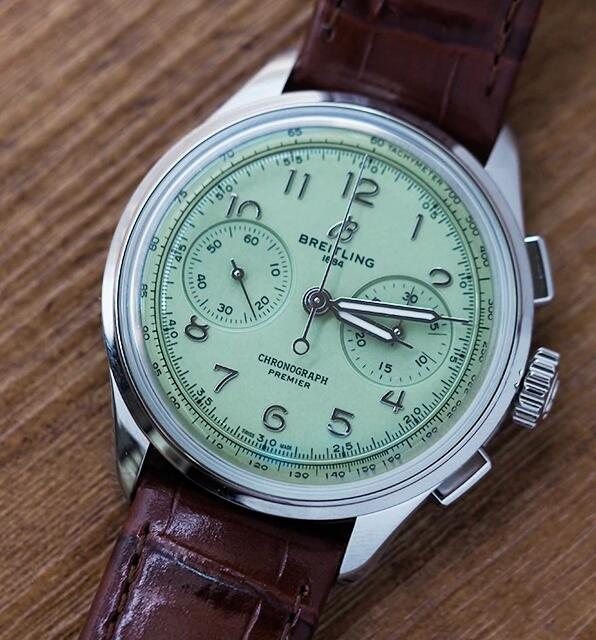 Swiss reproduction watches are solid and classical with steel cases.